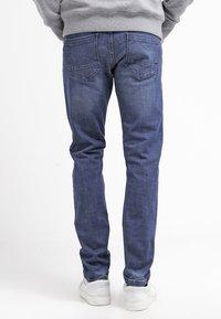 Benetton - Jeans slim fit - blue denim - 2