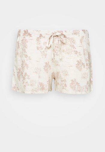 ALLY SHORT - Pyjamabroek - rose