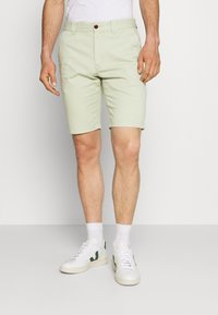 Tommy Jeans - SCANTON - Shortsit - bay laurel - 0