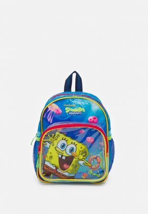 BACKPACK SPONGEBOB JUMPING JELLYFISH - Rucksack - blue