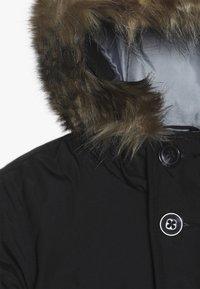 GAP - TODDLER BOY WARM SNORKEL - Wintermantel - true black - 5