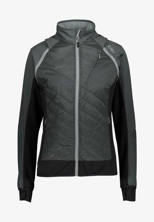 Soft shell jacket - anthrazit