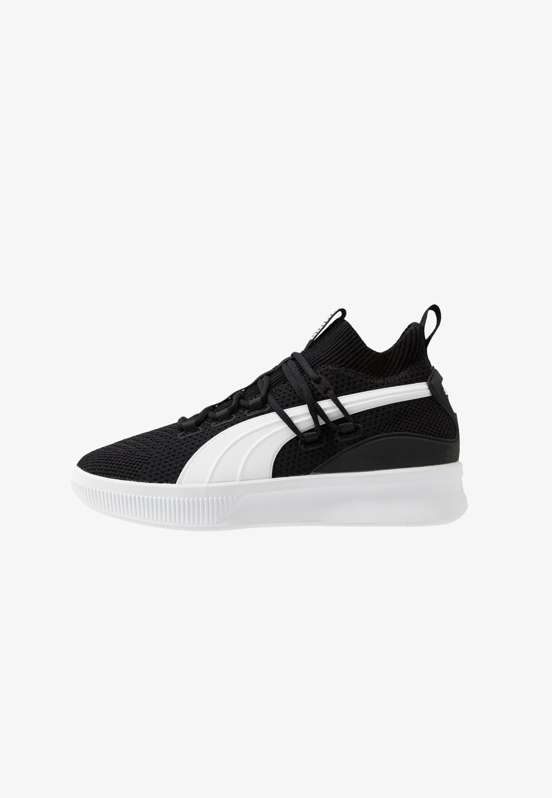 Puma - CLYDE COURT CORE - Basketball shoes - black