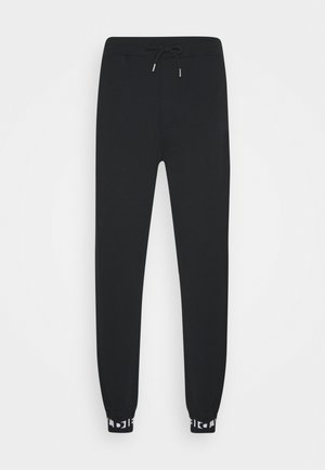 UMLB-PETER-BG TROUSERS - Tracksuit bottoms - black