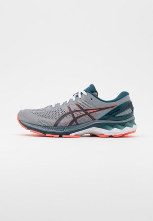 GEL KAYANO 27 - Zapatillas de running estables - sheet rock/magnetic blue