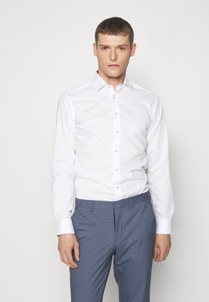 CLASSIC KENT KRAGEN - Koszula biznesowa - white