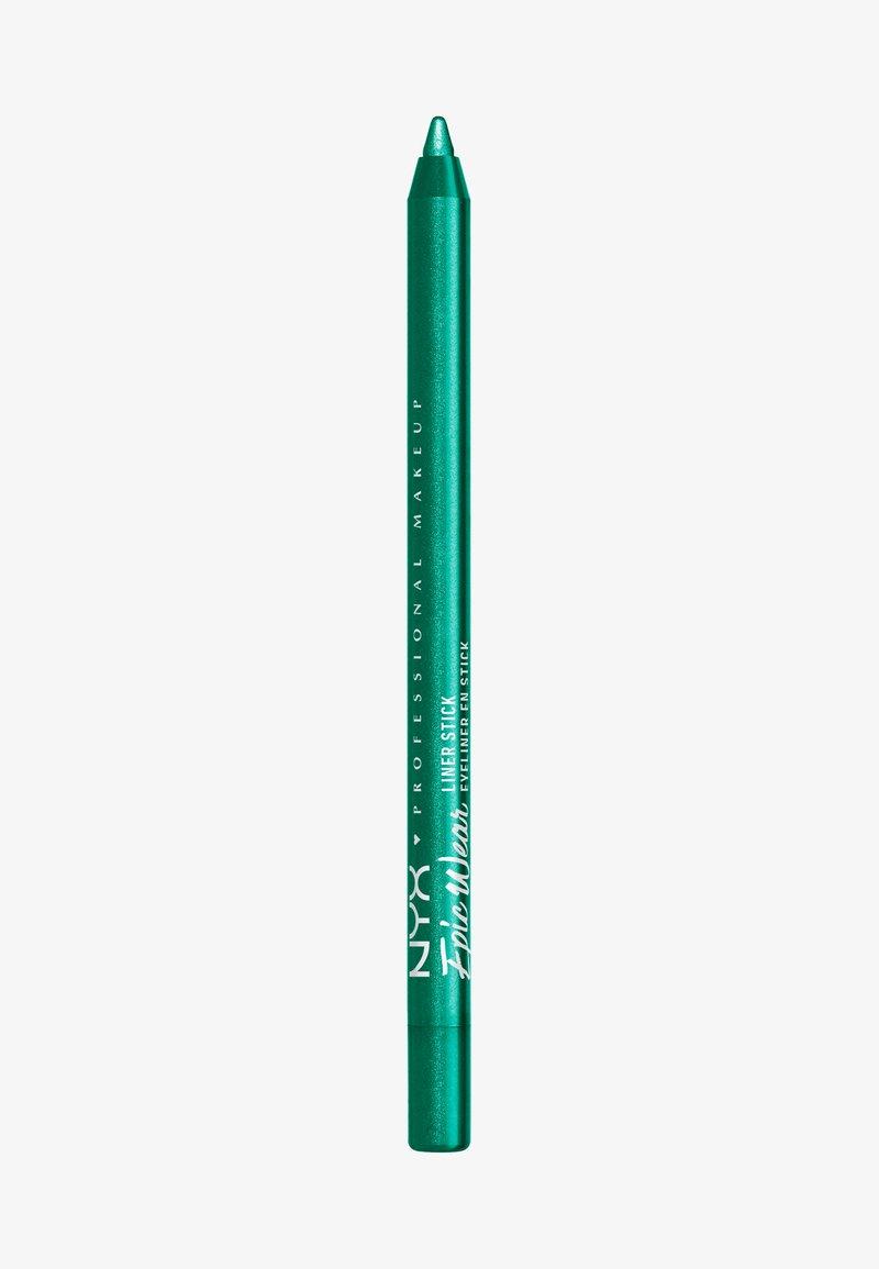 Nyx Professional Makeup - EPIC WEAR LINER STICKS - Eyeliner - 22 intense teal