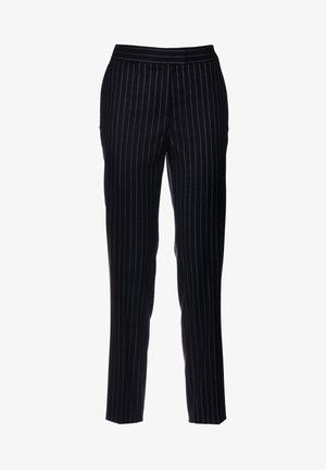 Trousers - var nero/panna