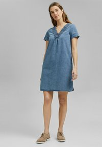 Esprit - Kjole - blue medium wash - 3