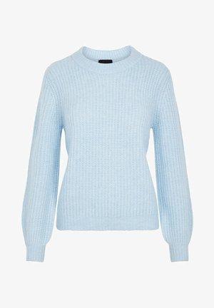 Trui - cashmere blue