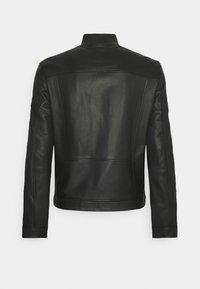 HUGO - LONUS  - Leather jacket - black - 1