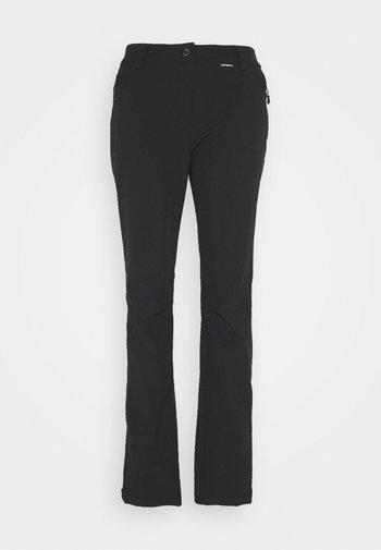 BOVILL - Trousers - black