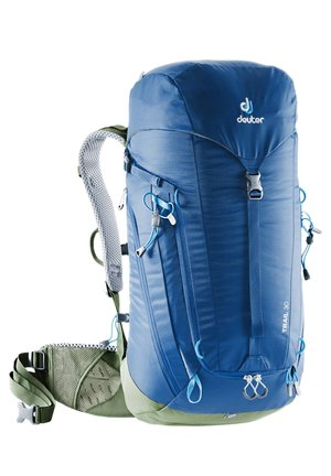 TRAIL - Hiking rucksack - Blue