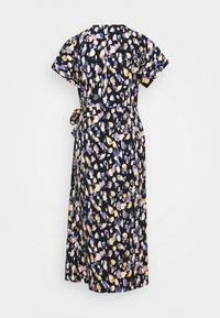 Monki - ENLIE WRAP DRESS - Kjole - multi coloured - 1