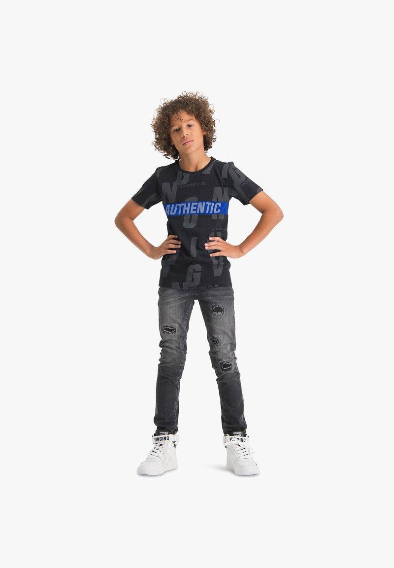 Vingino - AMOS - Straight leg jeans - light grey