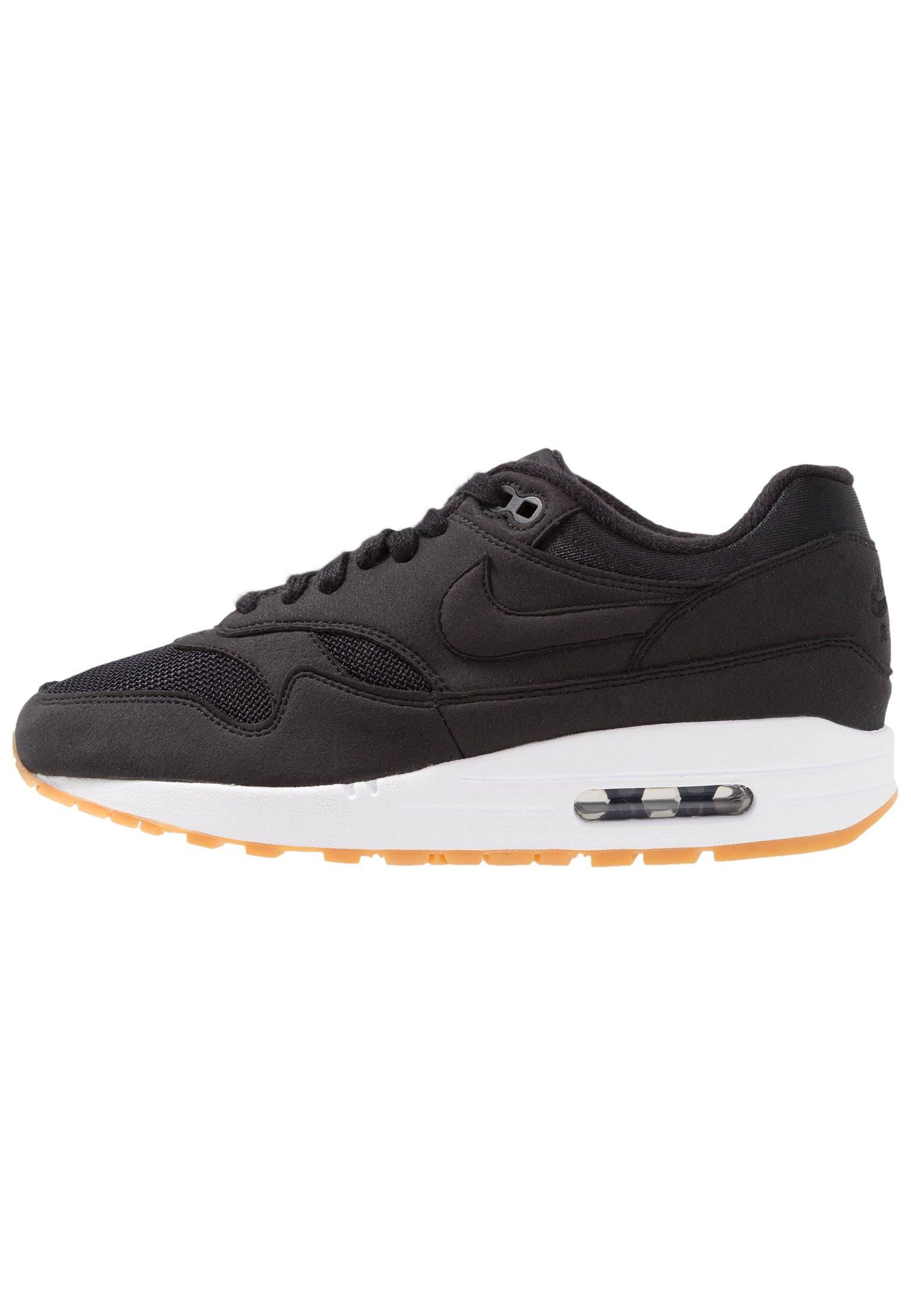 AIR MAX 1 - Sneakers laag - black/light brown
