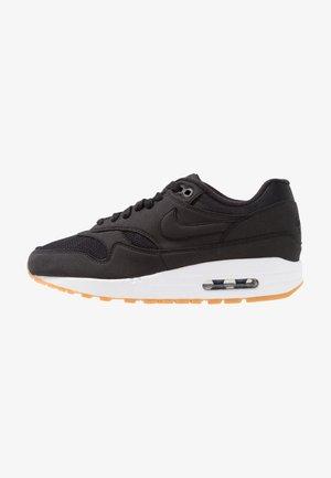 AIR MAX 1 - Sneakers - black/light brown
