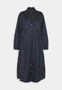 WEEKEND MaxMara - KAFIR - Klasický kabát - blue - 5