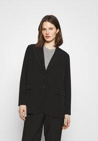 someday. - NADIRA - Short coat - black - 0