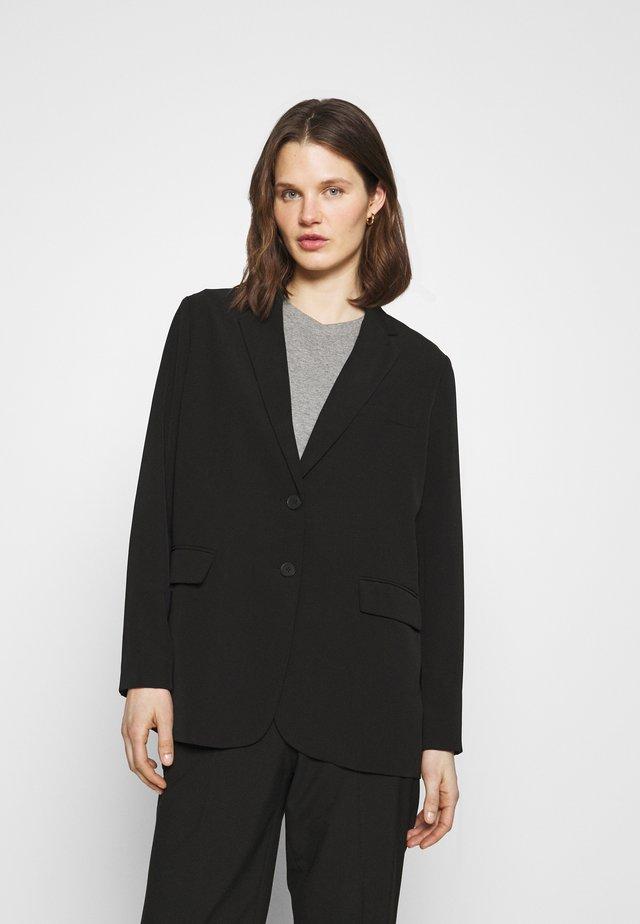 NADIRA - Short coat - black