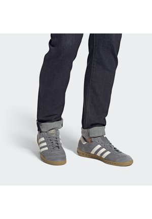 HAMBURG TERRACE - Sneakers laag - grey core black gum