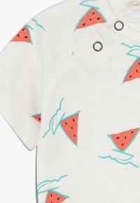Smitten Organic - TEE BABY ZGREEN - Print T-shirt - bamboo fresh - 3