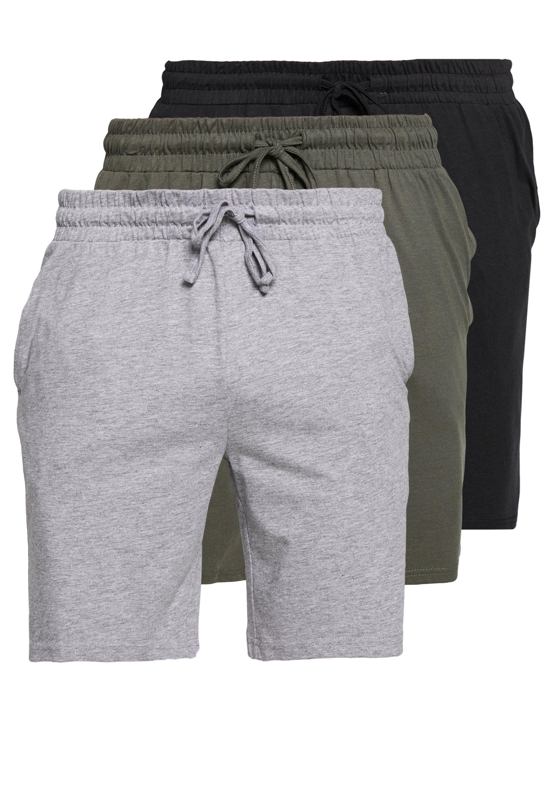Herren 3 PACK - Nachtwäsche Hose