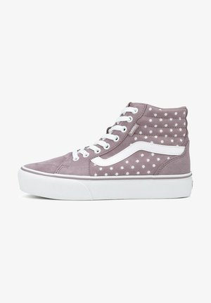 FILMORE - High-top trainers - helles lila