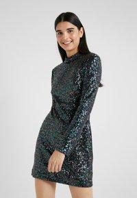 Rachel Zoe - PIERINA DRESS - Sukienka koktajlowa - purple iridescent - 3