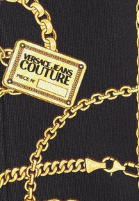 Versace Jeans Couture - Mikina na zip - black - 6