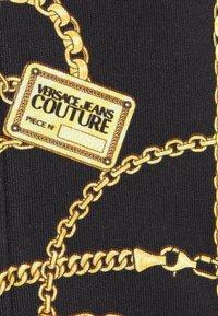 Versace Jeans Couture - Bluza rozpinana - black - 6