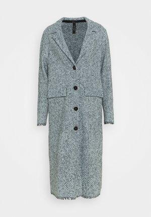 Classic coat - celeste