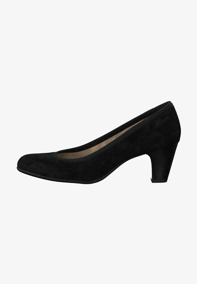 Klassieke pumps - black 001