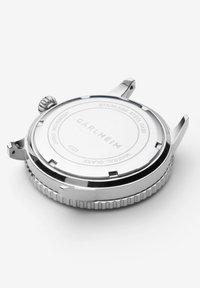 Carlheim - DIVER 40MM LINK - Montre - silver-black - 3