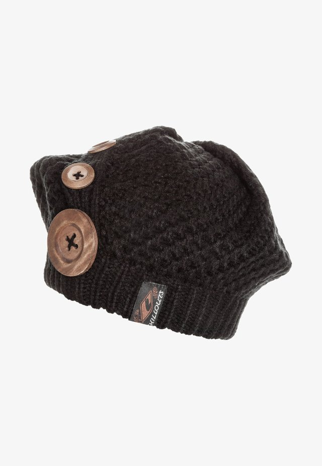 NELLY - Beanie - black