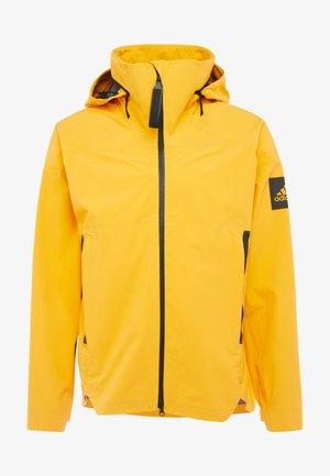MYSHELTER RAIN.RDY - Hardshell jacket - active gold