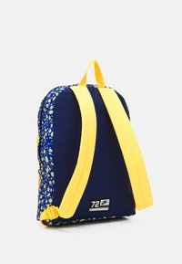 Nike Sportswear - CLASSIC UNISEX - Rucksack - citron pulse/blue void/white - 1