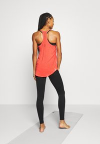 Yogasearcher - YOGAM - Top - red - 2