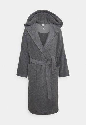 SUPERWUSCHEL - Dressing gown - grau