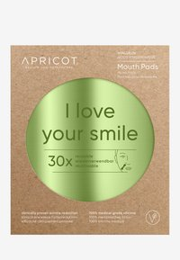 APRICOT - LIP AREA PADS WITH HYALURON - Anti-Aging - - - 0