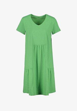Jersey dress - botanical