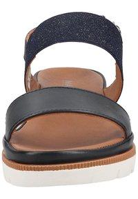 Marc - Platform sandals - blue - 5