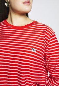Lee Plus - Bluzka z długim rękawem - bright white - 4