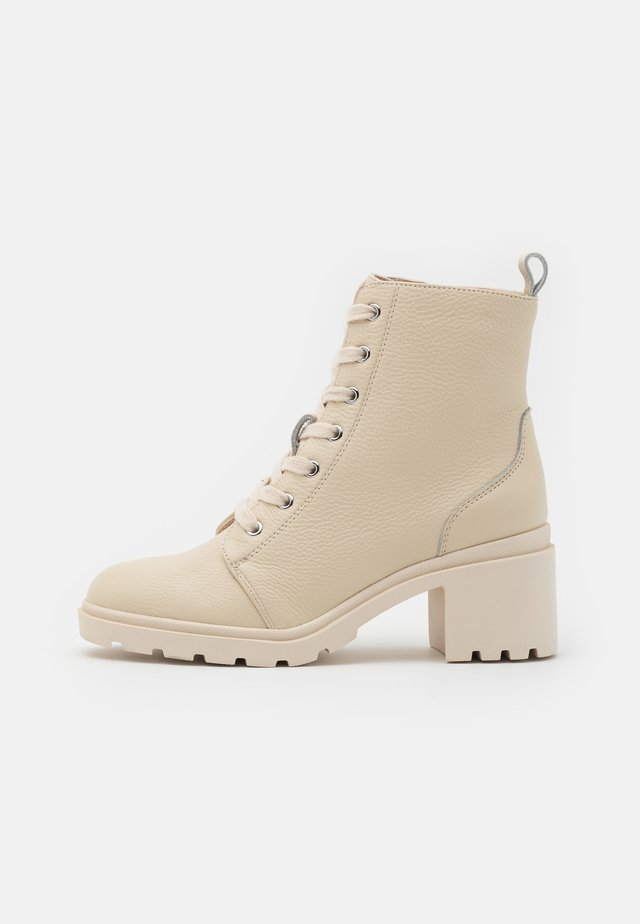 Veterboots - offwhite