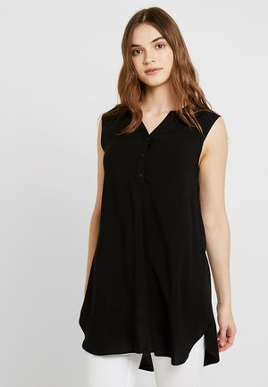 ONLFIRST LIFE TUNIC - Blouse - black