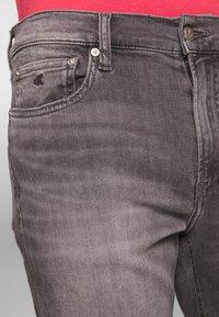 Calvin Klein Jeans - Jeansshort - light grey - 5