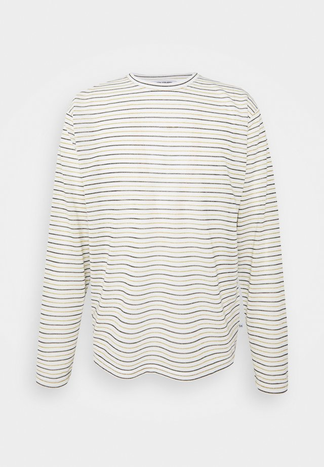 RYAN LONG SLEEVE - Langærmede T-shirts - white
