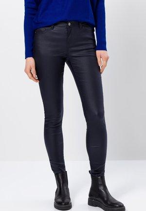 COATED - Jeans Skinny Fit - dark blue