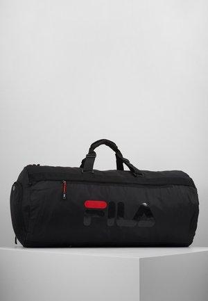 TENNIS BAG BENJAMIN - Sportovní taška - black