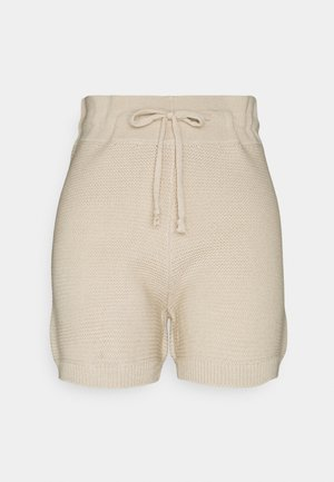 COZY SHORT - Sports shorts - cuban sand